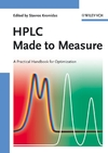 HPLC Made to Measure (352731377X) cover image