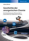 thumbnail image: Geschichte der anorganischen Chemie: Die Entwicklung einer Wissenschaft in Deutschland von Döbereiner bis heute