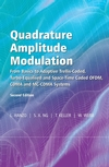 Quadrature Amplitude Modulation: From Basics to Adaptive Trellis-Coded, Turbo-Equalised and Space-Time Coded OFDM, CDMA and MC-CDMA Systems, 2nd Edition (0470094680) cover image