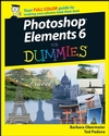 Photoshop Elements 6 For Dummies (0470192380) cover image