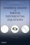 Numerical Analysis of Partial Differential Equations (0470647280) cover image