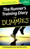The Runner's Training Diary For Dummies (0764553380) cover image