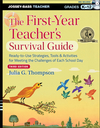 The First-Year Teacher's Survival Guide: Ready-to-Use Strategies, Tools and Activities for Meeting the Challenges of Each School Day, 3rd Edition (1118450280) cover image
