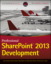 Professional SharePoint 2013 Development (1118495780) cover image
