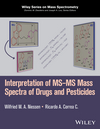 thumbnail image: Interpretation of MS-MS Mass Spectra of Drugs and Pesticides