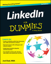 LinkedIn For Dummies, 3rd Edition (1118825780) cover image