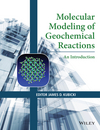 thumbnail image: Molecular Modeling of Geochemical Reactions: An Introduction
