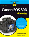 Canon EOS 80D For Dummies (1119291380) cover image