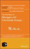 thumbnail image: The Chemistry of Nitrogen-rich Functional Groups