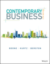 Contemporary Business, 17th Edition (1119320380) cover image