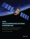 The Telecommunications Handbook: Engineering Guidelines for Fixed, Mobile and Satellite Systems (1119944880) cover image
