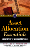 Asset Allocation Essentials: Simple Steps to Winning Portfolios (1592800580) cover image
