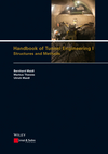 Handbook of Tunnel Engineering I: Structures and Methods (3433030480) cover image