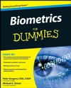 Biometrics For Dummies (0470292881) cover image