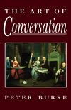 The Art of Conversation (0745612881) cover image