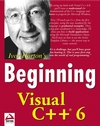 Beginning Visual C++ 6 (0764543881) cover image