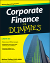 Corporate Finance For Dummies (1118434781) cover image