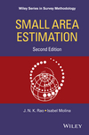 thumbnail image: Small Area Estimation, 2nd Edition
