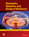 Kinematics, Dynamics, and Design of Machinery, 3rd Edition (1118933281) cover image