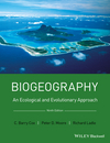 Biogeography: An Ecological and Evolutionary Approach, 9th Edition (1118968581) cover image