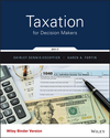 Taxation for Decision Makers, Binder Ready Version , 2017 Edition (1119252881) cover image