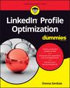 LinkedIn Profile Optimization For Dummies (1119287081) cover image