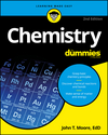 Chemistry For Dummies, 2nd Edition (1119297281) cover image