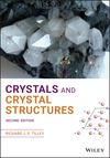 thumbnail image: Crystals and Crystal Structures, 2nd Edition