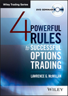 4 Powerful Rules to Successful Options Trading (1592801781) cover image