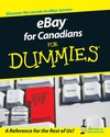 eBay For Canadians For Dummies (0470153482) cover image