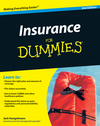 Insurance for Dummies, 2nd Edition (0470464682) cover image