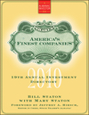 America's Finest Companies 2010: 19th Annual Investment Directory (0470590882) cover image
