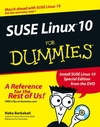 SUSE Linux 10 For Dummies (0471789682) cover image