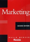 Marketing, 2nd Edition (0631196382) cover image