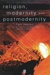 Religion, Modernity and Postmodernity (0631198482) cover image