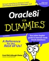 Oracle8i For Dummies, 2nd Edition (0764507982) cover image