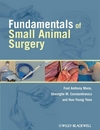 Fundamentals of Small Animal Surgery (0781761182) cover image