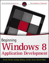 Beginning Windows 8 Application Development (1118012682) cover image