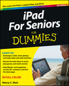 iPad For Seniors For Dummies, 5th Edition (1118497082) cover image
