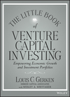 The Little Book of Venture Capital Investing: Empowering Economic Growth and Investment Portfolios (1118551982) cover image