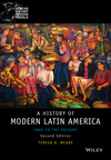 History of Modern Latin America: 1800 to the Present, 2nd Edition (1118772482) cover image