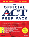 The Official ACT Prep Pack with 5 Full Practice Tests (3 in Official ACT Prep Guide + 2 Online) (1119490782) cover image