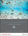 Operations Management, 6th Edition (EHEP003482) cover image