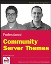 Professional Community Server Themes (0470182083) cover image