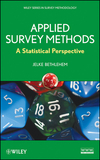 Applied Survey Methods: A Statistical Perspective (0470373083) cover image
