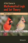 A First Course in Mathematical Logic and Set Theory  (0470905883) cover image