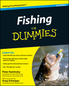 Fishing for Dummies, 2nd Edition (0470930683) cover image