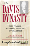 The Davis Dynasty: Fifty Years of Successful Investing on Wall Street (0471331783) cover image