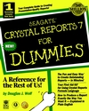 Seagate Crystal Reports 7 For Dummies (0764505483) cover image