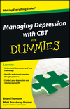Managing Depression with CBT For Dummies (1118357183) cover image